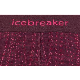 Icebreaker 250 Vertex Naiset alusvaatteet , vaaleanpunainen/punainen